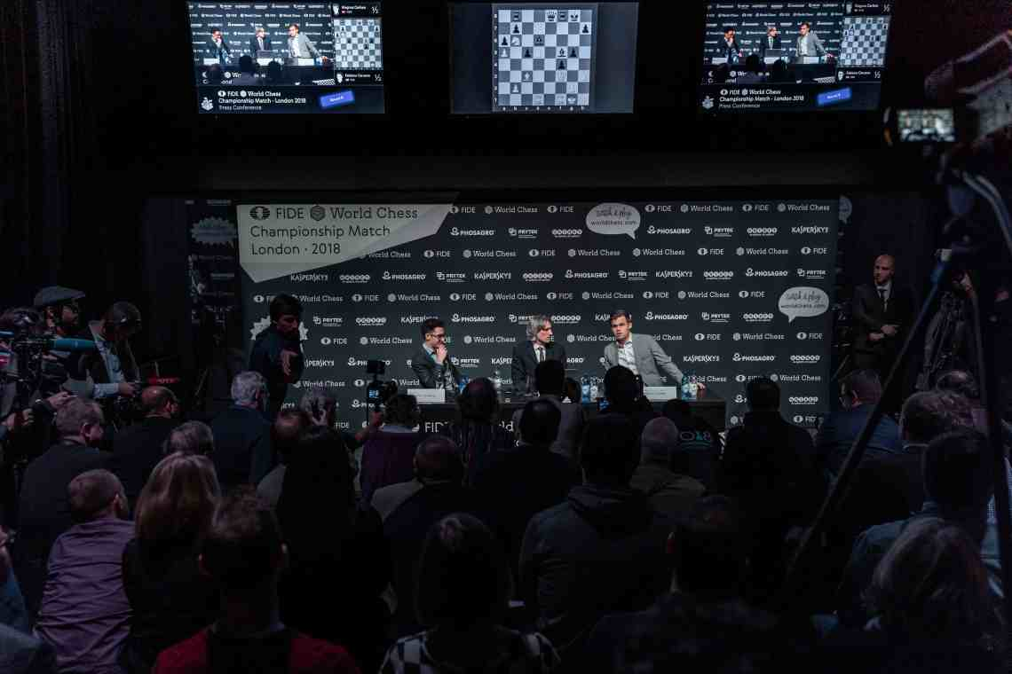 The post-match press conference