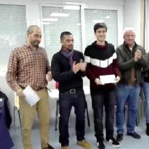 Marcos Lianes vencedor en Sanse