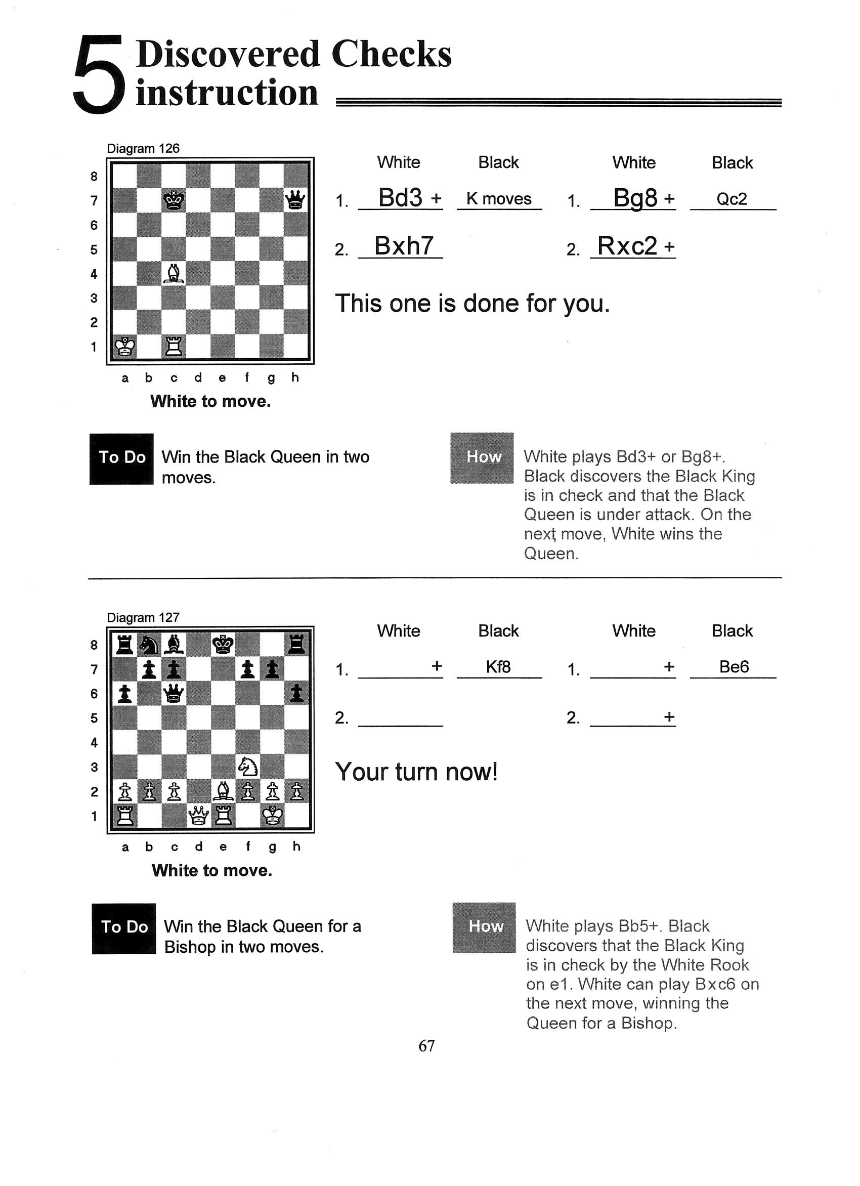 Chess Tactics For Students On Sale Now