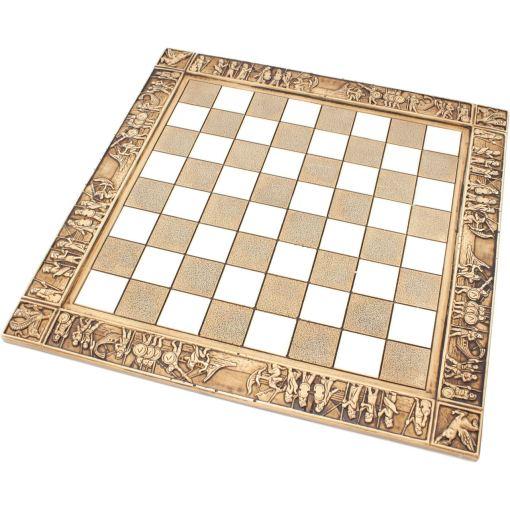 ARMA 陶器のチェスセット レオニダス 31cm 2