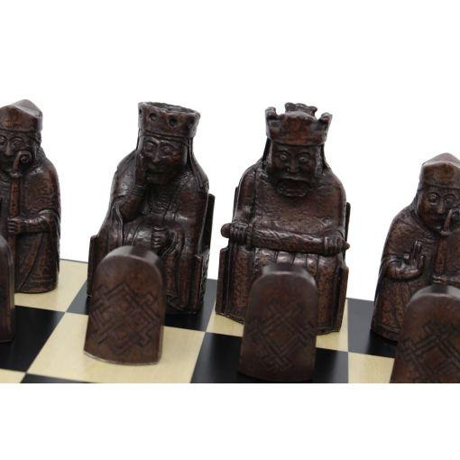 スコットランド国立博物館 ルイス島のチェス駒 8.5㎝ 4