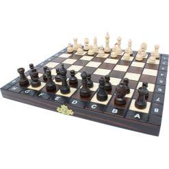 木製ゲームセット チェス/バックギャモン/チェッカー 27cm 10