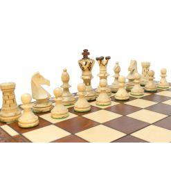 Wegiel 木製チェスセット アンバサダー 52cm 11