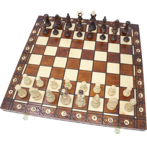 Wegiel 木製チェスセット コンスル 47cm 13