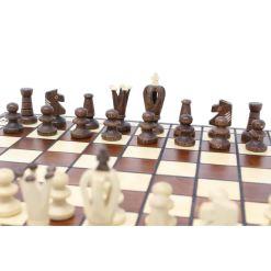Wegiel 木製チェスセット ロイヤル 35cm 14