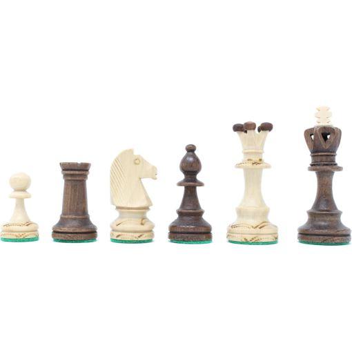 Wegiel 木製チェスセット セネター 41cm 14