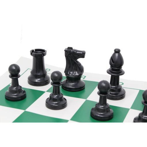 チェスジャパン スタンダードチェスセット ワールド 51cm グリーン 4