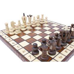 Wegiel 木製チェスセット ロイヤル 30cm 11
