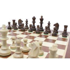 Wegiel 木製チェスセット トーナメントNo.4 41cm 7
