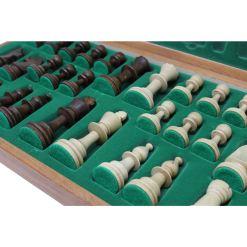 Wegiel 木製チェスセット トーナメントNo.5 47cm 5