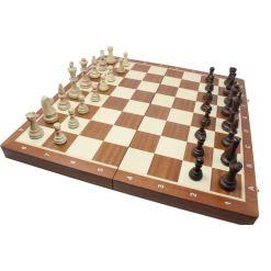 Wegiel 木製チェスセット トーナメントNo.6 52cm 11
