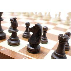 Wegiel 木製チェスセット トーナメントNo.6 52cm 12