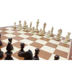 Wegiel 木製チェスセット トーナメントNo.6 52cm 13
