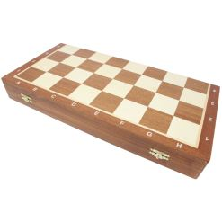 Wegiel 木製チェスセット トーナメントNo.6 52cm 2