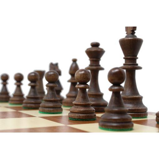 Wegiel 木製チェスセット トーナメントNo.6 52cm 9