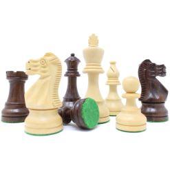 チェスジャパン チェス駒 クラシック・スタントン 97mm 12