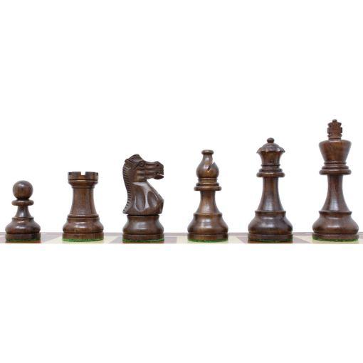 チェスジャパン チェス駒 クラシック・スタントン 97mm 4