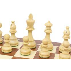 チェスジャパン チェス駒 クラシック・スタントン 97mm 6
