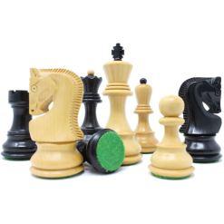 チェスジャパン チェス駒 ロシアン・スタントン 99mm 12
