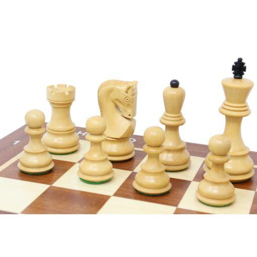 チェスジャパン チェス駒 ロシアン・スタントン 99mm 7