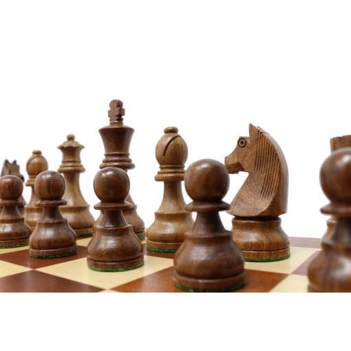 チェスジャパン チェス駒 スタンダード・スタントン 96mm 10