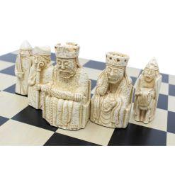 スコットランド国立博物館 ルイス島のチェス駒 8.5㎝ 11
