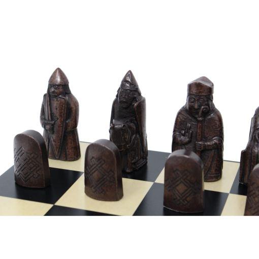 スコットランド国立博物館 ルイス島のチェス駒 8.5㎝ 5