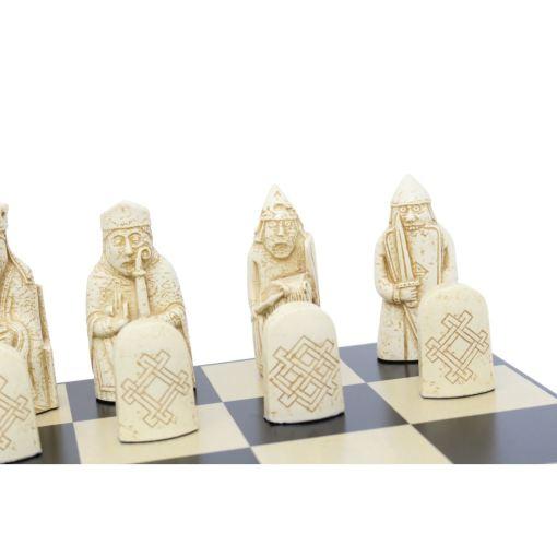 スコットランド国立博物館 ルイス島のチェス駒 8.5㎝ 9