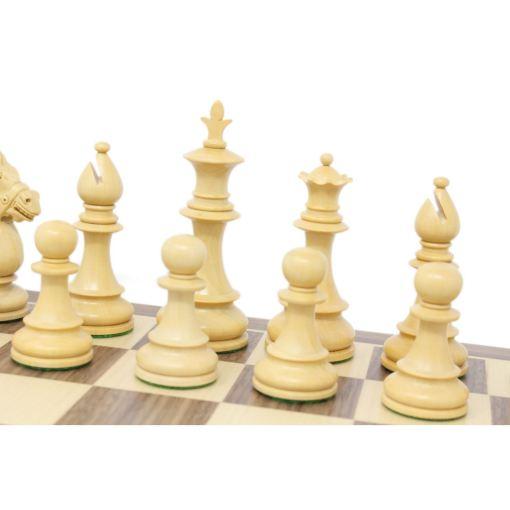 チェスジャパン チェス駒 オーソリティ 107mm 11