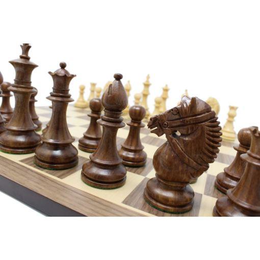 チェスジャパン チェス駒 オーソリティ 107mm 13