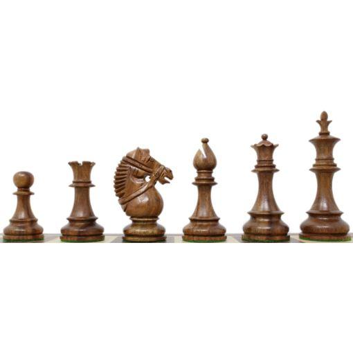 チェスジャパン チェス駒 オーソリティ 107mm 4