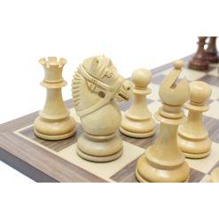 チェスジャパン チェス駒 オーソリティ 107mm 5