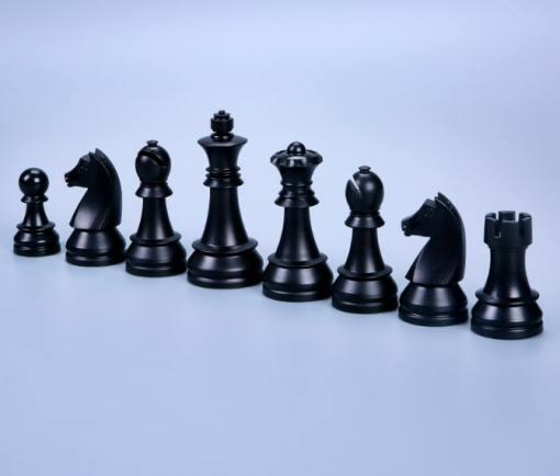 チェスジャパン チェス駒 ジャーマンナイト・スタントン 95mm 2