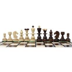 木製チェスセット パール 30cm 20