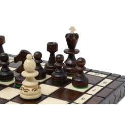 木製チェスセット パール 30cm 28