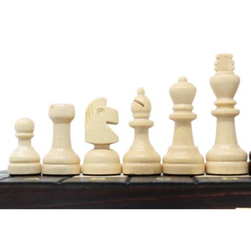 木製チェスセット スクール 27cm 22
