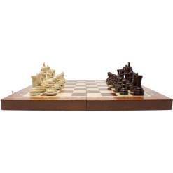 木製チェスセット トーナメントNo.4 14