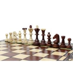 木製チェスセット ヴァヴェル 41cm 19