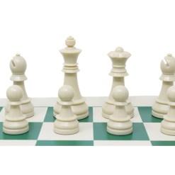 チェスセット ジャーマンナイト 95mm x スタンダード 51cm 10