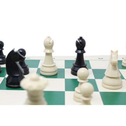 チェスセット ジャーマンナイト 95mm x スタンダード 51cm 17