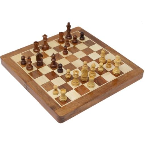 チェスジャパン チェスセット オリジン 31cm 磁石付 17