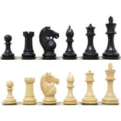チェスジャパン チェス駒 オーソリティ エボナイズ 13