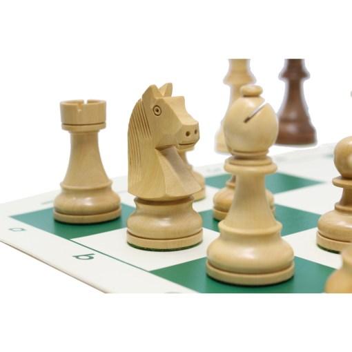 チェスジャパン チェス駒 スタンダード・スタントン 95mm 日本チェス連盟公式用具 8
