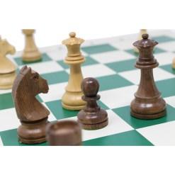 チェスジャパン チェス駒 スタンダード・スタントン 95mm 日本チェス連盟公式用具 18