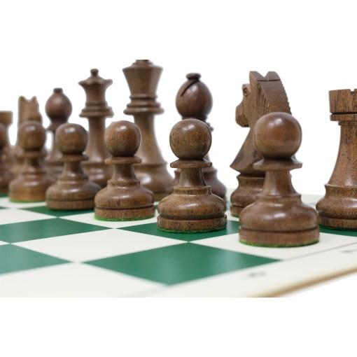 チェスジャパン チェス駒 スタンダード・スタントン 95mm 日本チェス連盟公式用具 26