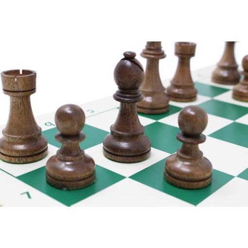 チェスジャパン チェス駒 スタンダード・スタントン 95mm 日本チェス連盟公式用具 31