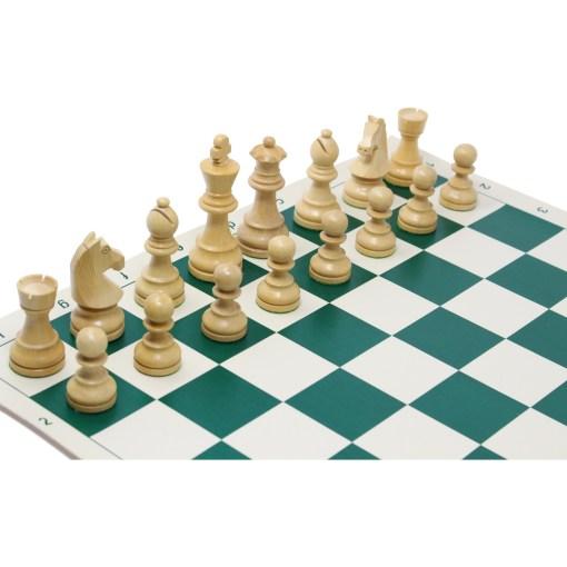 チェスジャパン チェスセット トーナメント 44cm 日本チェス連盟公式用具 7
