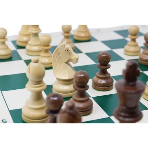 チェスジャパン チェスセット トーナメント 44cm 日本チェス連盟公式用具 16