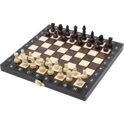 チェスジャパン 木製チェスセット オールドスクール 1