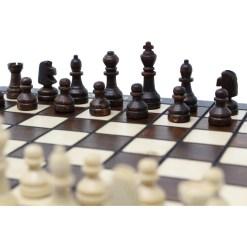 チェスジャパン 木製チェスセット オールドスクール 12